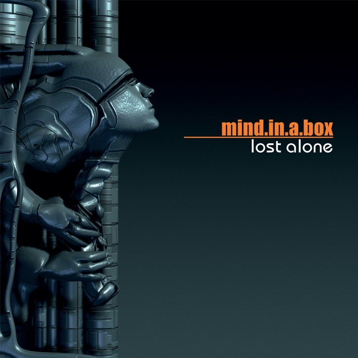 MIND.IN.A.BOX Lost Alone 2LP BLACK VINYL 2020 LTD.200