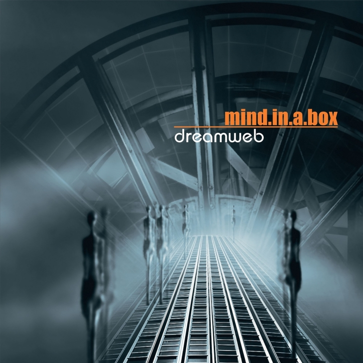 MIND.IN.A.BOX Dreamweb 2LP BLACK VINYL 2020 LTD.200