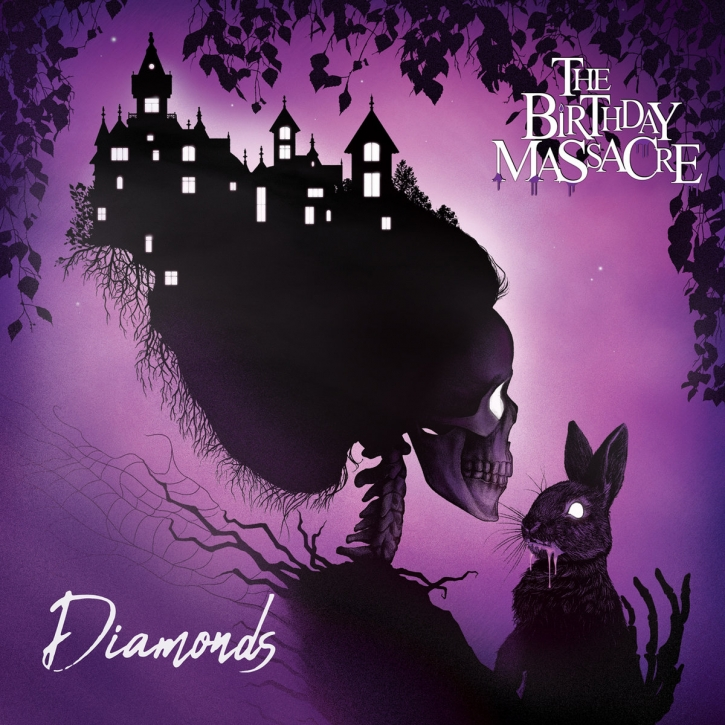 THE BIRTHDAY MASSACRE Diamonds CD Digipack 2020 (VÖ 27.03)