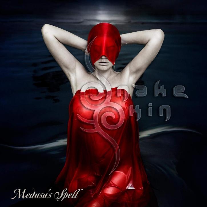 SNAKESKIN Medusa's Spell CD Digipack 2020 (LACRIMOSA)