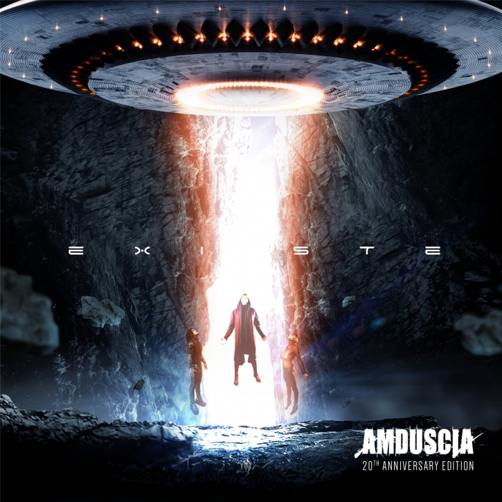 AMDUSCIA Existe LIMITED 3CD Digipack 2020