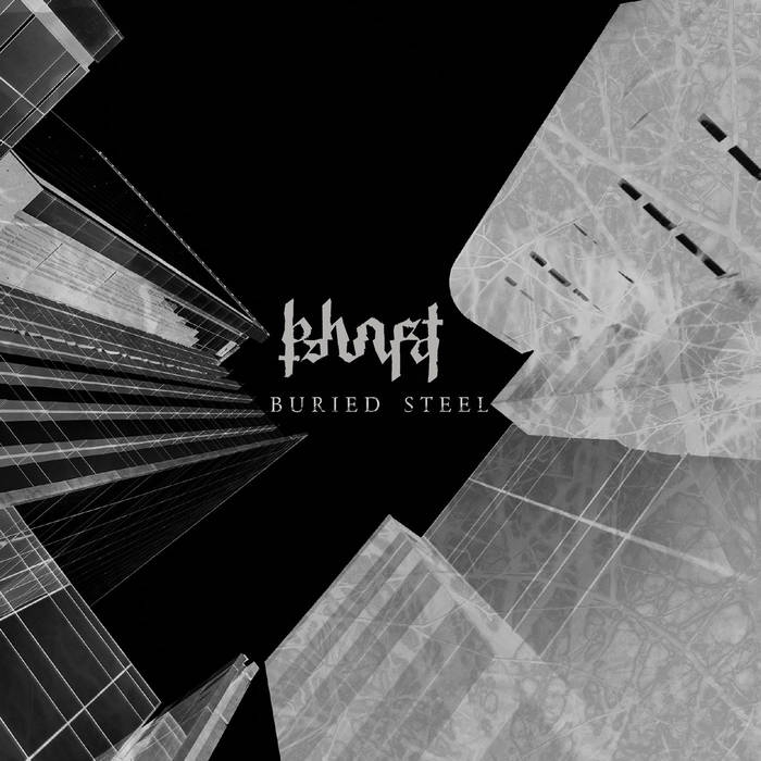 KHOST Buried Steel CD Digipack 2020