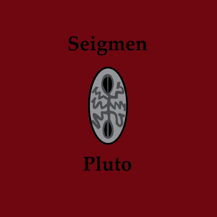 SEIGMEN Pluto [re-issue] CD Digipack 2020