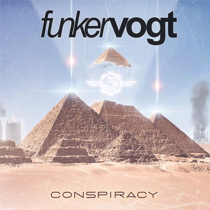 FUNKER VOGT Conspiracy LIMITED CD Digipack 2020