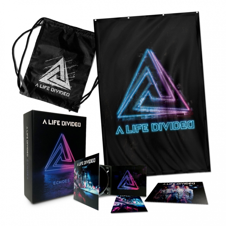 A LIFE DIVIDED Echoes LIMITED BOXSET 2020