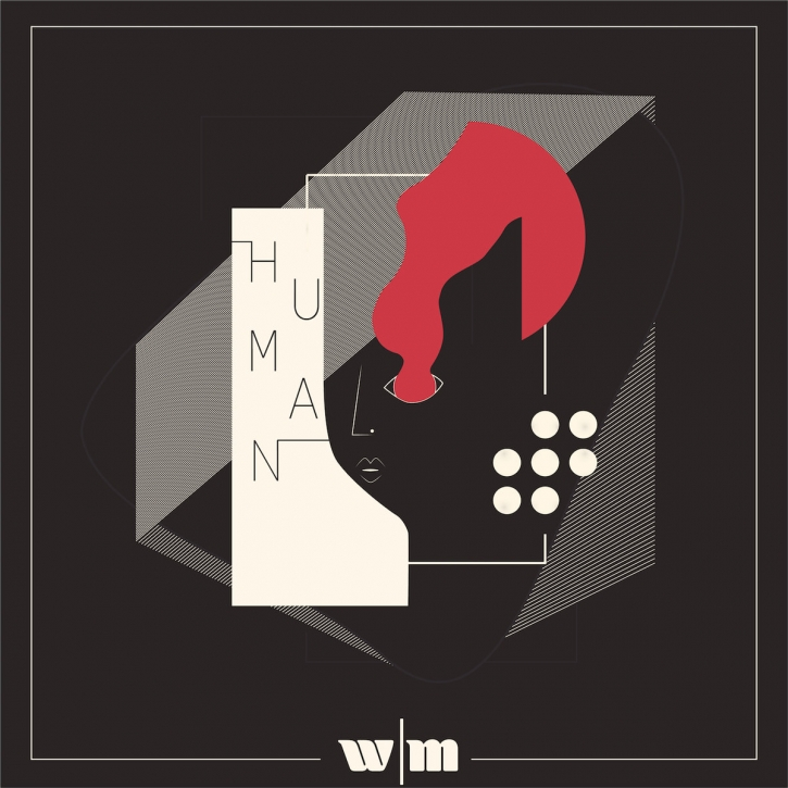WHITE MANSION Human CD Digipack 2020