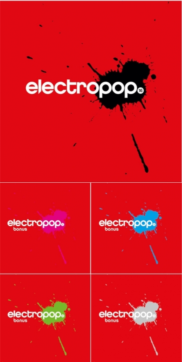 ELECTROPOP VOL.16 (Super Deluxe Fan Bundle) 5CD 2020 LTD.99 BOYTRONIC (VÖ 28.02)