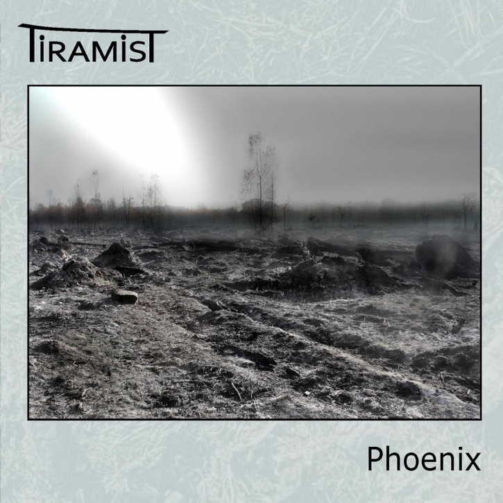 TIRAMIST Phoenix CD Digipack 2020 LTD.150