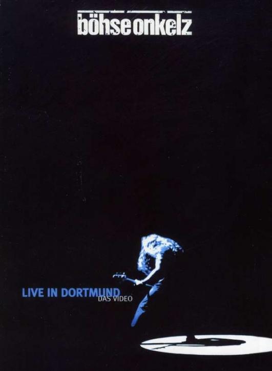 BÖHSE ONKELZ Live In Dortmund 1996 DVD 2008