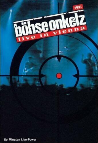 BÖHSE ONKELZ Live In Vienna 1991 DVD 2008