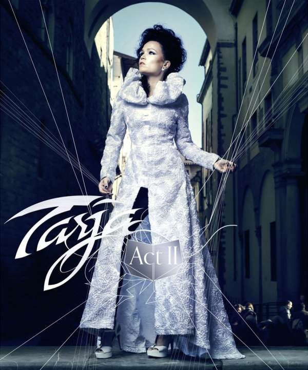 TARJA Turunen (ex-Nightwish) Act 2 II 2DVD 2018