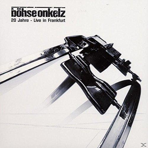 BÖHSE ONKELZ 20 Jahre - Live in Frankfurt 2DVD+2CD 2003