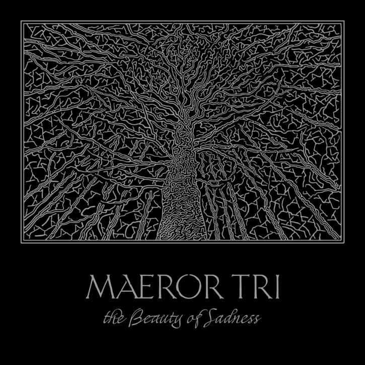 MAEROR TRI The Beauty of Sadness CD DigiBook 2020