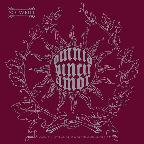 SOLWEIN Omnia Vincit Amor CD Digipack 2020 LTD.200