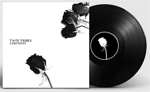 TWIN TRIBES Ceremony LP BLACK VINYL 2020 LTD.700
