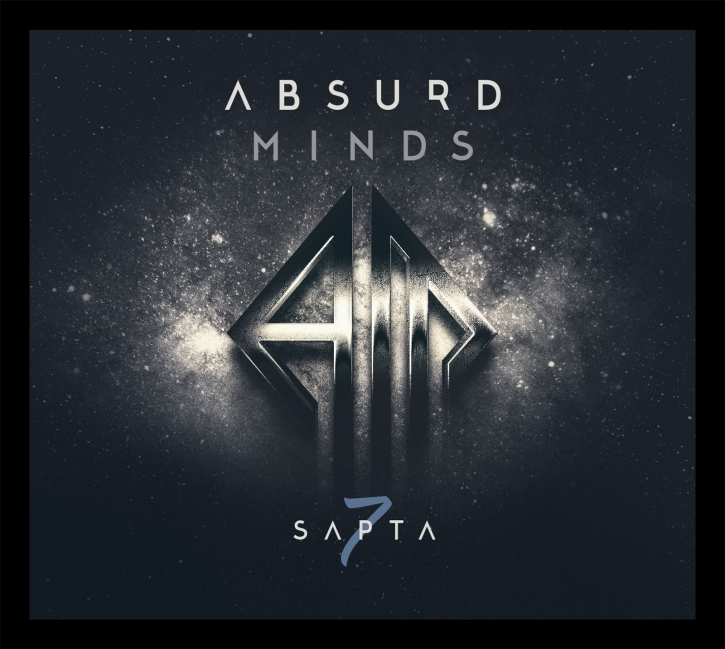 ABSURD MINDS Sapta LIMITED CD Digipack 2020