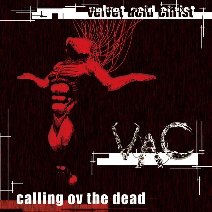 VELVET ACID CHRIST Calling ov the Dead CD 2006 (Metropolis)