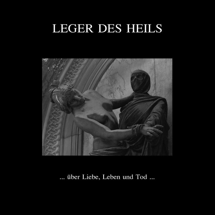 LEGER DES HEILS ...über Liebe, Leben und Tod... LP BLACK VINYL 2020 LTD.105