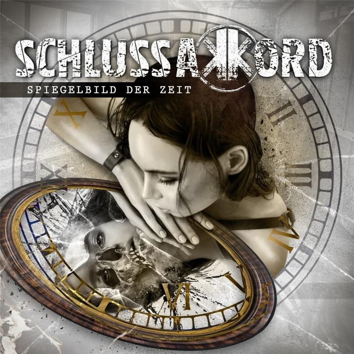 SCHLUSSAKKORD Spiegelbild der Zeit CD Digipack 2020 (VÖ 05.06)