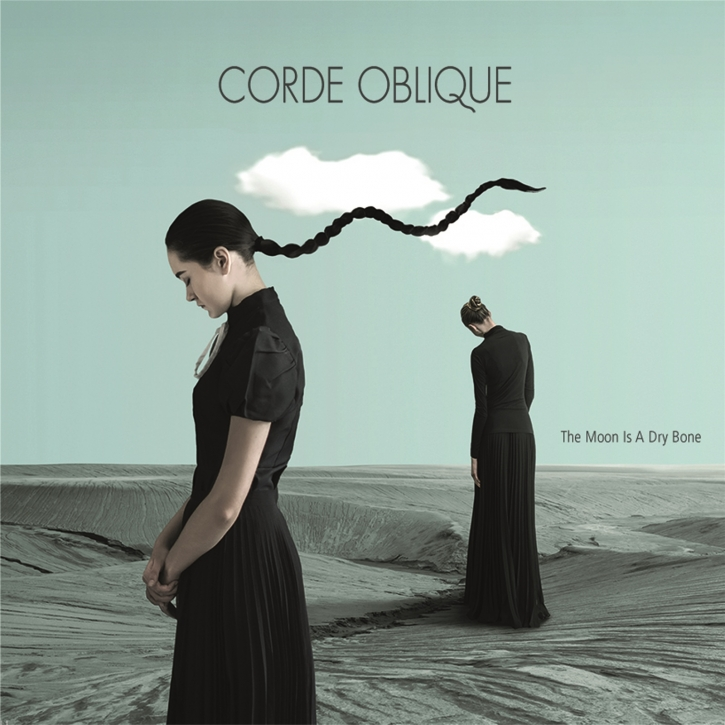 CORDE OBLIQUE The Moon is a Dry Bone CD Digipack 2020
