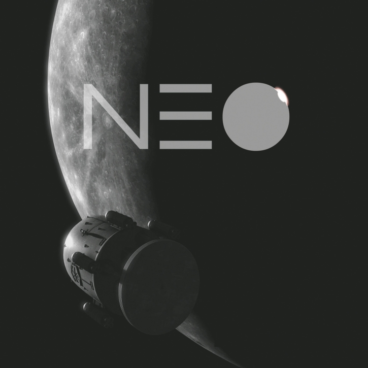 N E O (NEAR EARTH ORBIT) End Of All Existence (reworked 2020) CD Digipack 2020