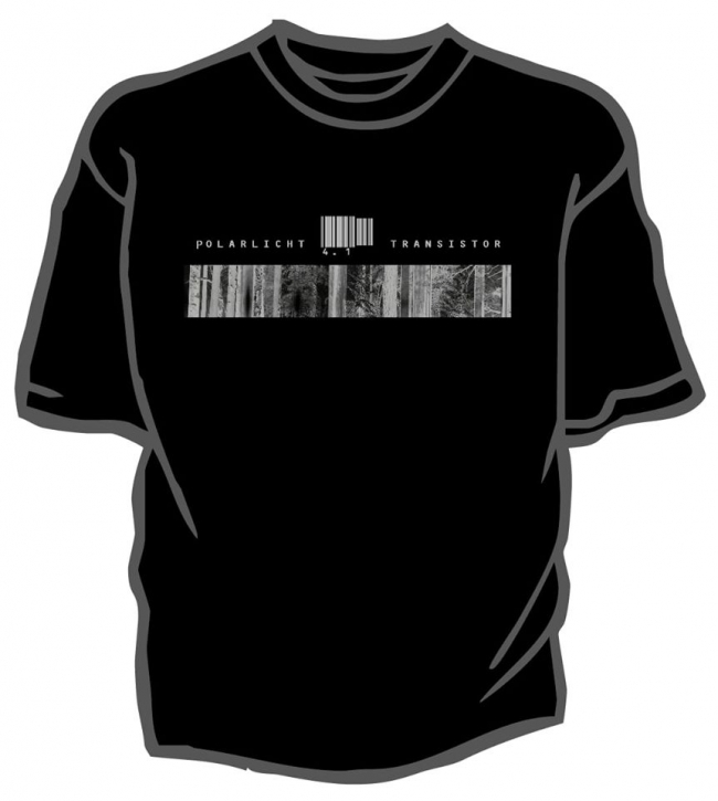POLARLICHT 4.1 / TRANSISTOR Logo T-SHIRT
