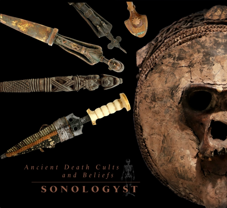 SONOLOGYST Ancient Death Cults and Beliefs CD Digipack 2020