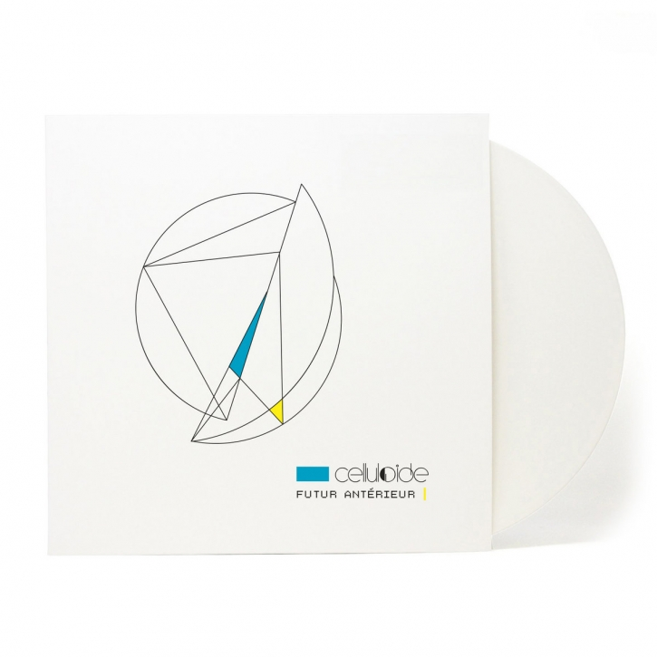 CELLULOIDE Futur Anterieur LP WHITE VINYL 2020 LTD.100