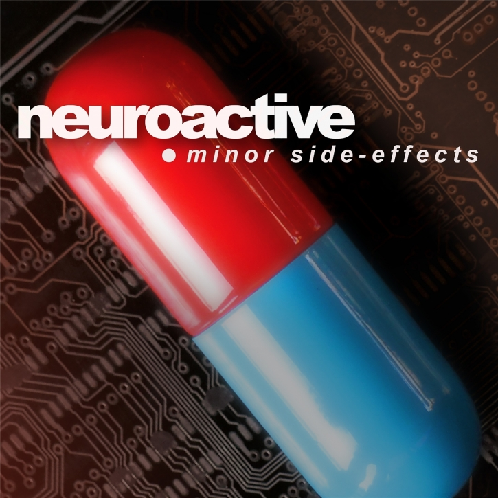 NEUROACTIVE Minor Side-Effects CD Digipack 2020