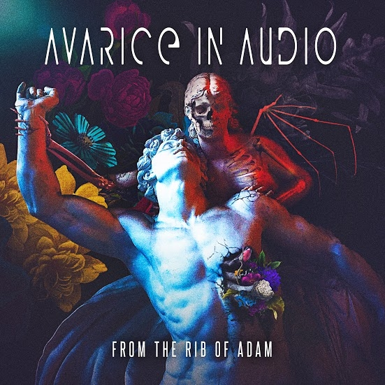 AVARICE IN AUDIO From The Rib Of Adam CD Digipack 2020