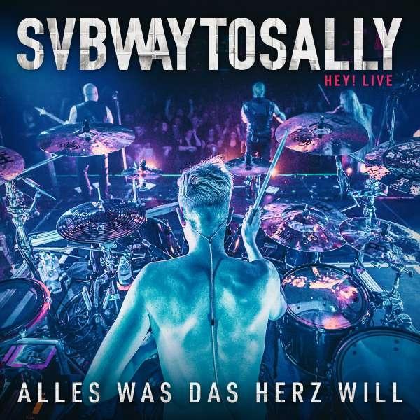 SUBWAY TO SALLY Hey! Live: Alles was das Herz will 2CD 2020