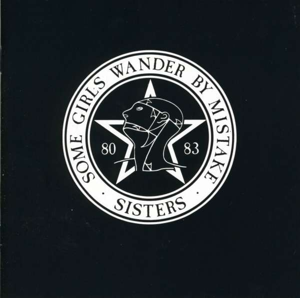 THE SISTERS OF MERCY Some Girls Wander By Mistake (Sisters 80-83) CD 1992