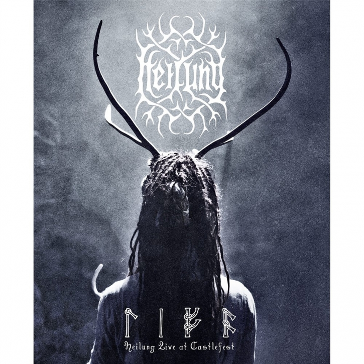 HEILUNG Lifa (Heilung Live At Castlefest) BLURAY Digipack 2020