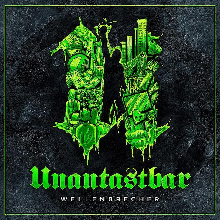 UNANTASTBAR Wellenbrecher CD Digipack 2020 (VÖ 28.08)