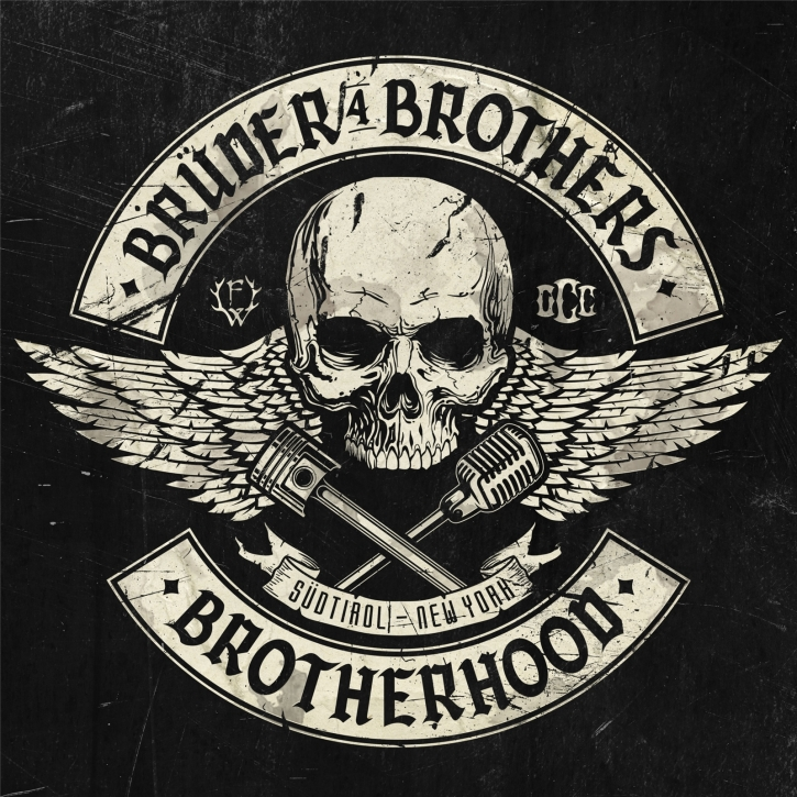 BRÜDER4BROTHERS Brotherhood CD Digipack 2020 (FREI.WILD) (VÖ 07.08)