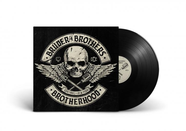 BRÜDER4BROTHERS Brotherhood LIMITED GATEFOLD BLACK VINYL 2020 (FREI.WILD) (VÖ 07.08)