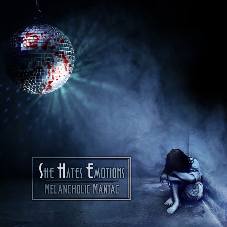 SHE HATES EMOTIONS Melancholic Maniac CD 2020 (BLUTENGEL)