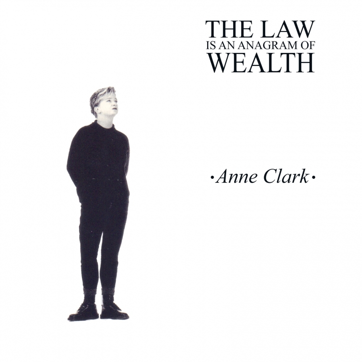 ANNE CLARK The Law Is An Anagram Of Wealth CD Digipack 2020
