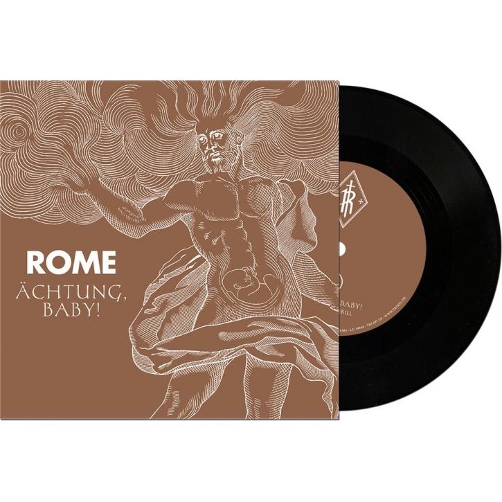 "ROME Ächtung, Baby! 7"" VINYL 2020 LTD.500"