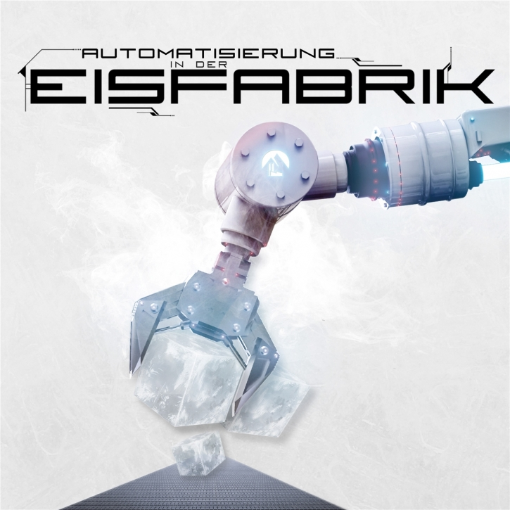 EISFABRIK Automatisierung in der Eisfabrik LIMITED CD Digipack 2020