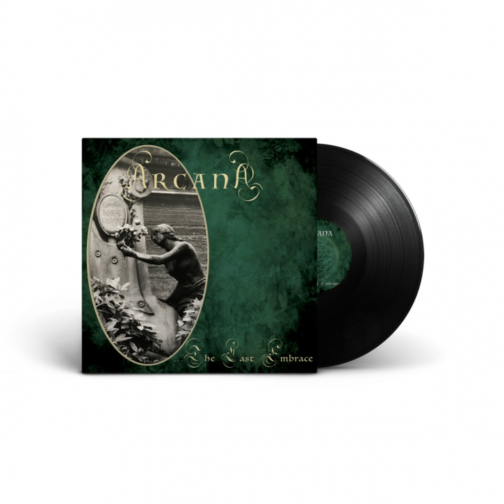 ARCANA …The Last Embrace LP Black VINYL 2020 LTD.300