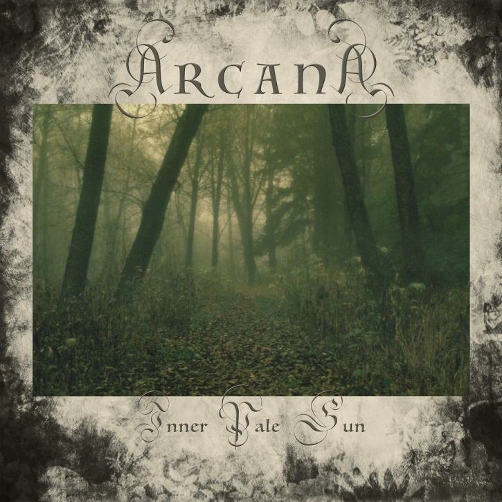 ARCANA Inner Pale Sun LIMITED CD Digipack 2020