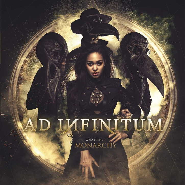 AD INFINITUM Chapter I : Monarchy CD Digipack 2020