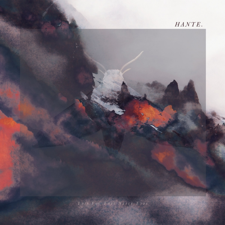 HANTE. This Fog that never ends [re-release] CD Digipack 2020