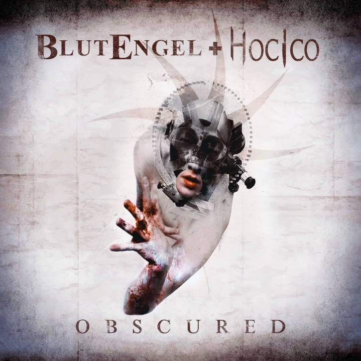 BLUTENGEL + HOCICO Obscured LIMITED MCD Digipack 2020 LTD.999