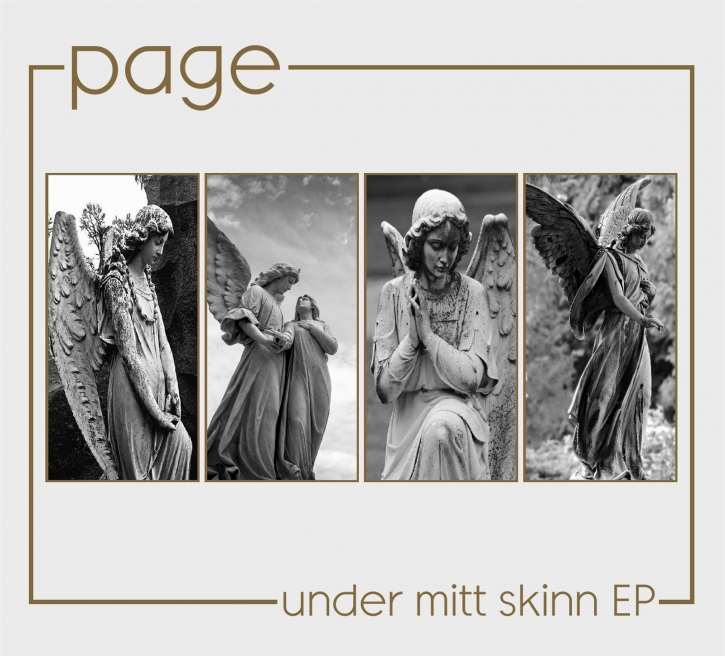 PAGE Under mitt skinn EP CD Digipack 2020 LTD.300 (VÖ 12.06)
