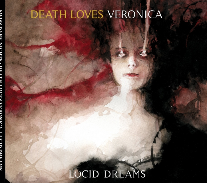 DEATH LOVES VERONICA Lucid Dreams CD Digipack 2020