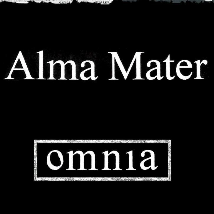 ALMA MATER Omnia CD Digipack 2020 LTD.300