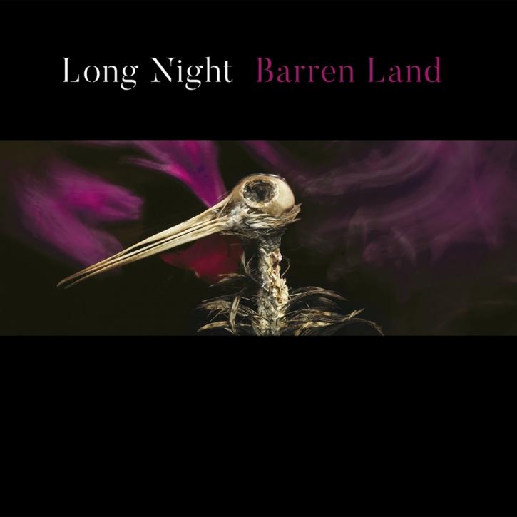 LONG NIGHT Barren Land [2nd PURPLE + Bonus] CD Digipack 2020 LTD.250