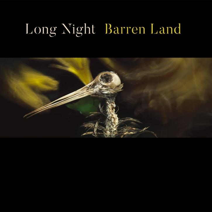 LONG NIGHT Barren Land [2nd YELLOW + Bonus] CD Digipack 2020 LTD.250